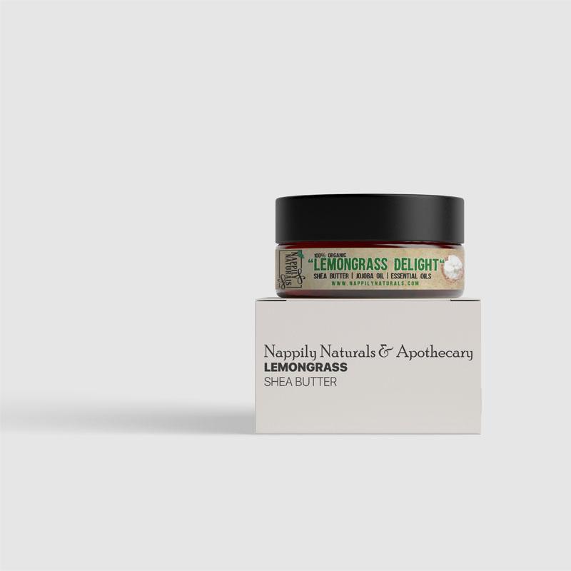 Lemongrass - Whipped Body Butter