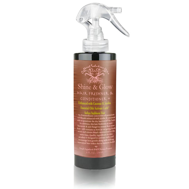 Shine & Glow Hair Freshener
