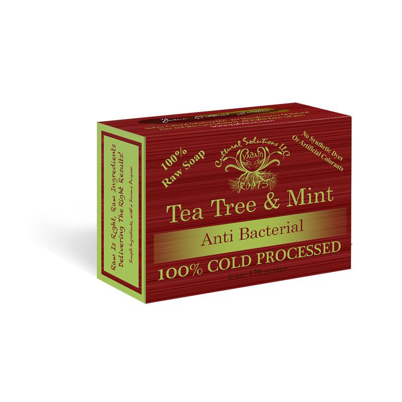 Raw Tea Tree & Mint